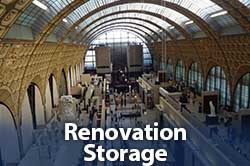 Renovation Storage