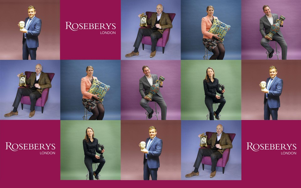 Fine Art Auctions at Roseberys
