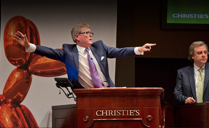 Auctions and Anniversaries at Christie's