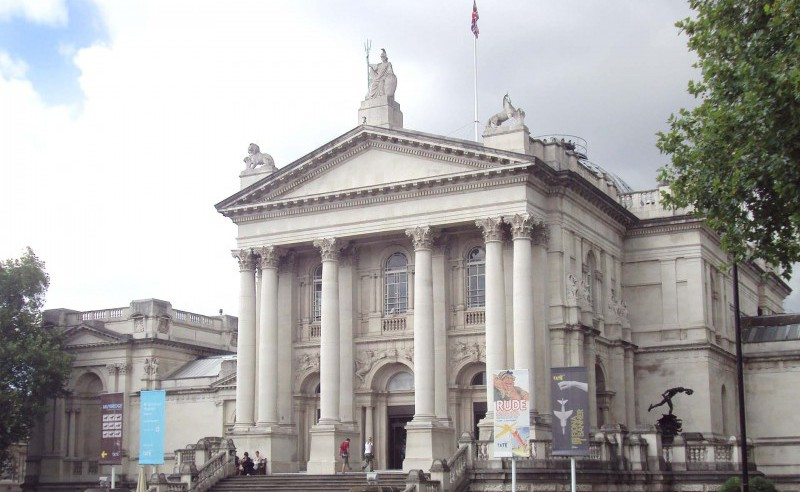 The Turner Prize at the Tate Britain